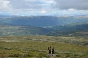 God utsikt til Kviknebygda